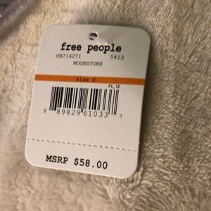 Free People Tops - *NEW*  FREE PEOPLE TOP